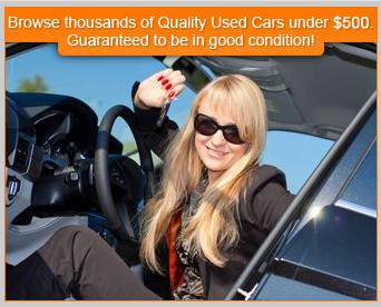 Cars Under 500 Dollars Cars Vans Suvs All Under 500